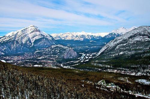 Banff in its Glory